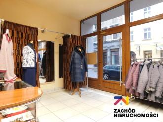 Elegancki lokal handlowy w Świdnicy